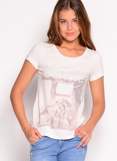 Only Only Kemik T-Shirt Renkli